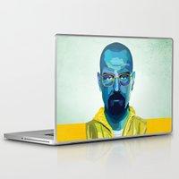 heisenberg Laptop & iPad Skins featuring Heisenberg by Ned & Ems