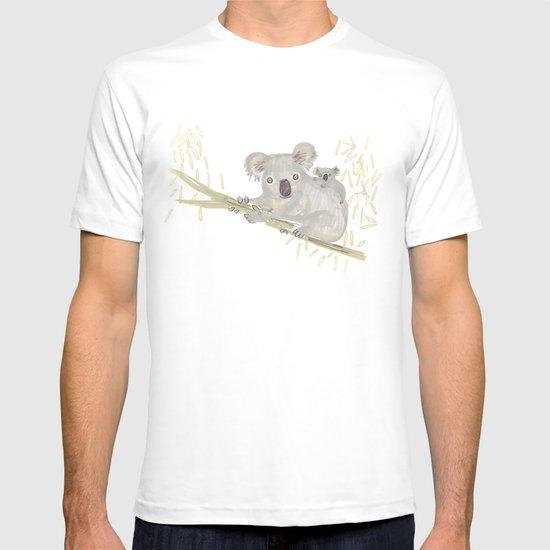 Koala & baby T-shirt