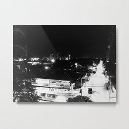 Fortaleza City, Brazil Metal Print