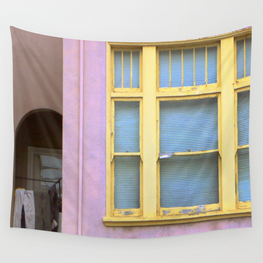 Apartment To Rent - Clothes Dryer Included Wall Tapestry by Oneofacard (TPS2643013) photo