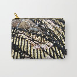 Shining gold Carry-All Pouch