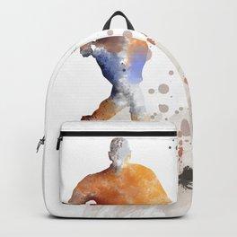 Soccer Player 7 Backpack
