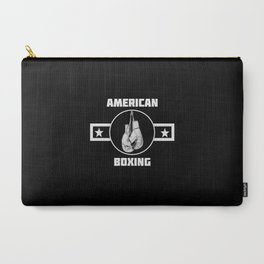 American Boxing Carry-All Pouch