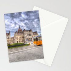 Parliament Of Budapest Stationery Cards