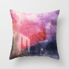 Munich Throw Pillow