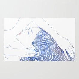 Water Nymph LXXIX Rug