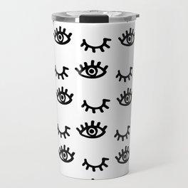 Follow / Unfollow Travel Mug
