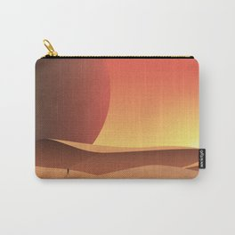 Intergalactic Sunset Carry-All Pouch
