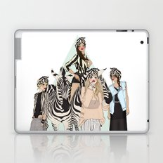 Stripe Tease Laptop & iPad Skin