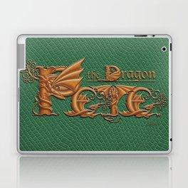 Pete, the Dragon Laptop & iPad Skin