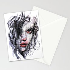 Your silence is complicity Stationery Cards