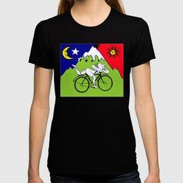 Lsd Bicycle T-shirt