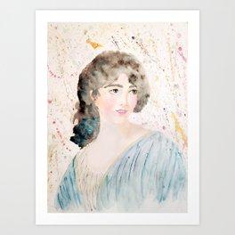 Corisande Gramont Art Print