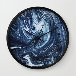 Gravity III Wall Clock