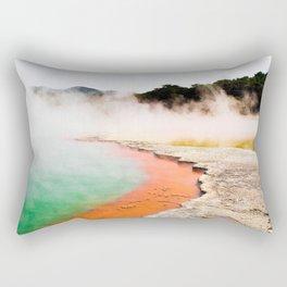 Thermal Wonderland Rectangular Pillow