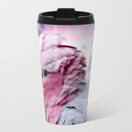 Galah Cockatoo Travel Mug