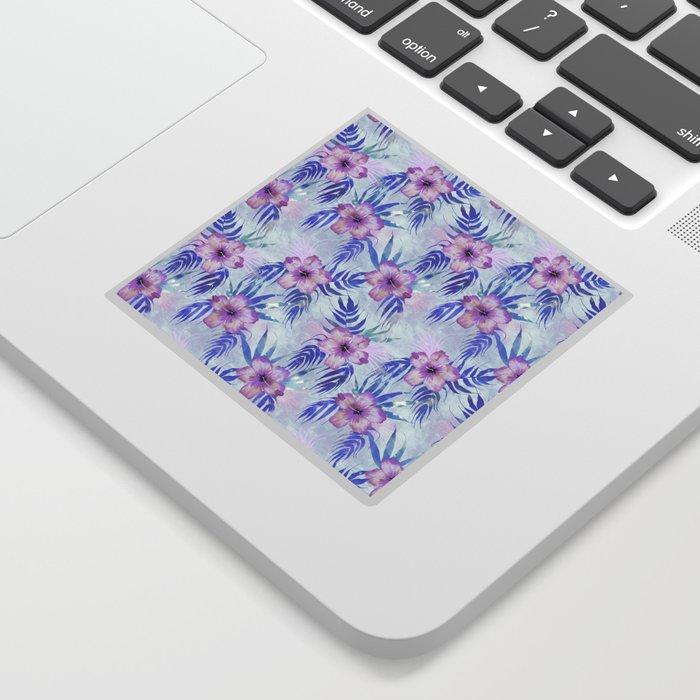 Honolua Light blue Sticker by schatzibrown