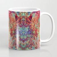 supreme Mugs featuring Supreme by GypsYonic