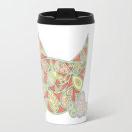 Henny Penny - Decorative Chicken Travel Mug