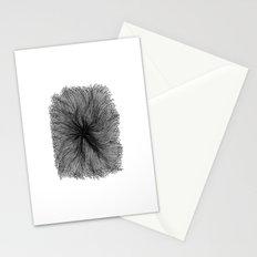 Jellyfish Large B&W Stationery Cards
