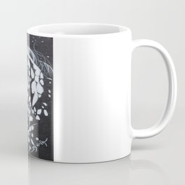 Black and White Spotted Horse Coffee Mug