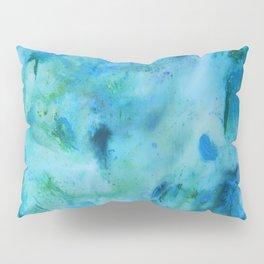 Algal Bloom Pillow Sham
