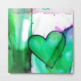 Heart Dreams 1E by Kathy Morton Stanion Metal Print