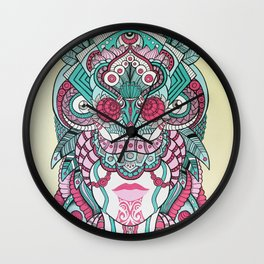 Thirty Six Wall Clock