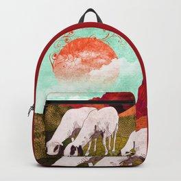 Mountain goats2 Backpack