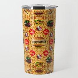 ALL YOU CAN EAT WALLPAPER 1 Travel Mug