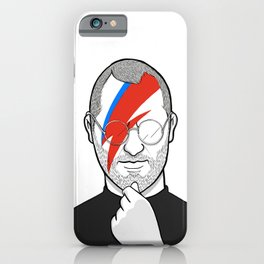 Ziggy Jobs iPhone Case