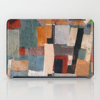 "rio iPad Cases featuring Rio Doce ""Bento e Paracatu"" by Fernando Vieira"