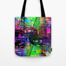 When options are limited are they not obligations? [RGB] Tote Bag
