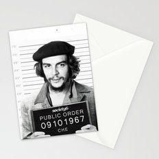 Public Order Che Guevara Stationery Cards