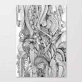 Impossible landsape 2 Canvas Print