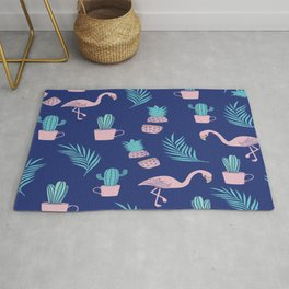 Summer Tropical Vibes Rug