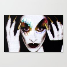 DIAMANDA Canvas Print