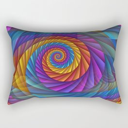 dreams of color -09- Rectangular Pillow
