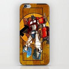 Prime iPhone & iPod Skin