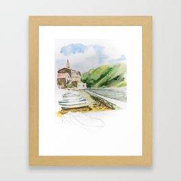 Kotor Framed Art Print