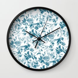 Pattern 77 Wall Clock