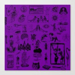 Apothercary Canvas Print