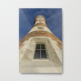 Roker lighthouse 3 Metal Print