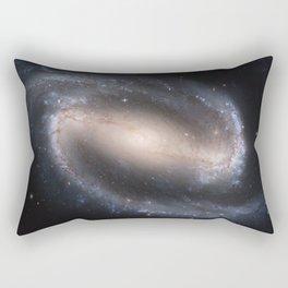 Barred Spiral Galaxy NGC 1300 Rectangular Pillow