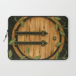 In a hole in the ground Laptop Sleeve