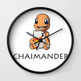 Chaimander Wall Clock