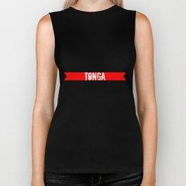 TONGA Apparel Biker Tank