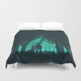 It's Dangerous To Go Alone Duvet Cover