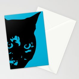 Tortoiseshell Kitty Stationery Cards