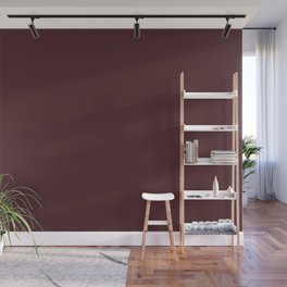 Make Music ~ Chestnut Brown Wall Mural
